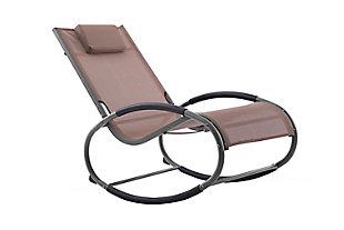 Patio Wave Rocker, Mocchiato, large