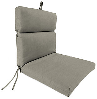 "Home Accents Outdoor 22"" x 44"" Chair Cushion, , large"