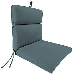 "Home Accents Outdoor 22"" x 44"" Sunbrella Chair Cushion, , large"