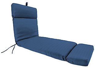 "Home Accents Outdoor Sunbrella 22"" x 72"" Chaise Cushion, , large"