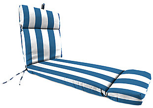 """Home Accents 22"""" x 72"""" Outdoor Sunbrella Chaise Cushion, , large"""