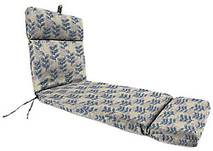 "Home Accents 22"" x 72"" Outdoor Sunbrella Chaise Cushion, , large"