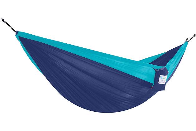 Patio Double Parachute Hammock, , large