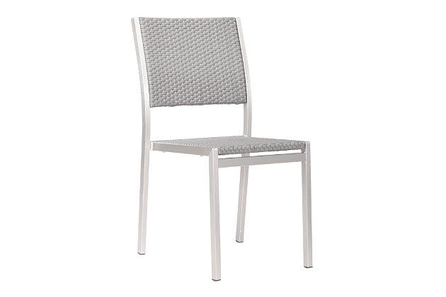 Patio Dining Chair (Set of 2), , large