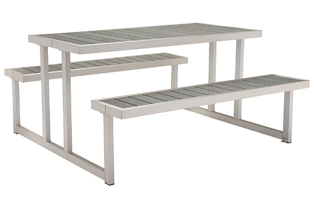 Patio Picnic Table, , large