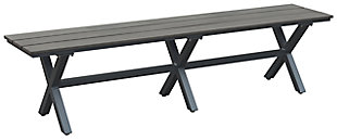 Patio Bench, , large