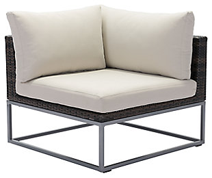 Patio Corner Chair, , large
