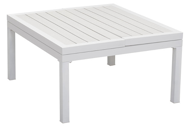 Patio Lift-Top Coffee Table, , large