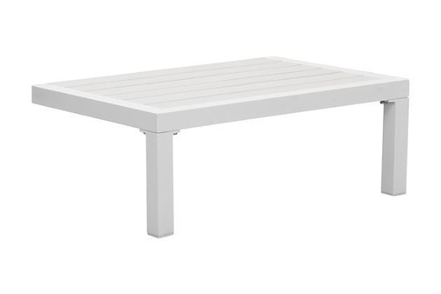 Patio Side Table, , large
