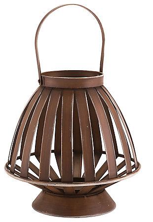 Patio Bamboo Lantern, , large