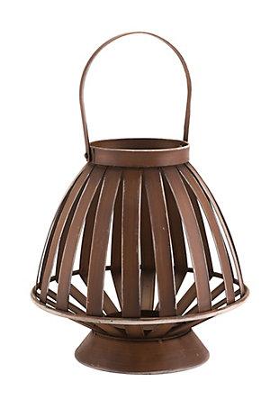 Patio Bamboo Lantern, , rollover