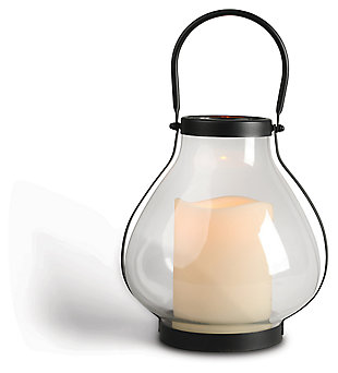 "Outdoor 10.3"" Metal School House Lantern, , large"