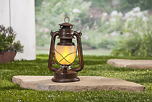 "Outdoor 11"" Camping Lantern (Set of 2), , rollover"