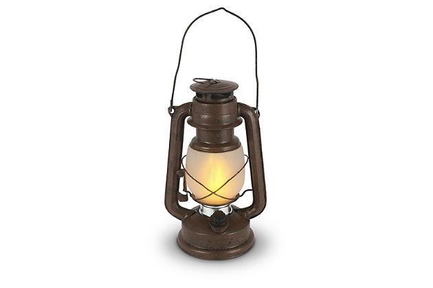 """Outdoor 9.5"""" Camping Lantern (Set of 2), , large"""