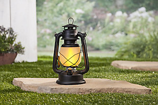 """Outdoor 11"""" Camping Lantern (Set of 2), , rollover"""