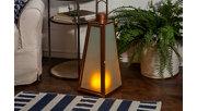 "Outdoor 20.88"" Brushed Copper Lantern, , large"