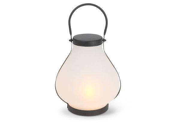 "Outdoor 10"" School House Lantern, , large"