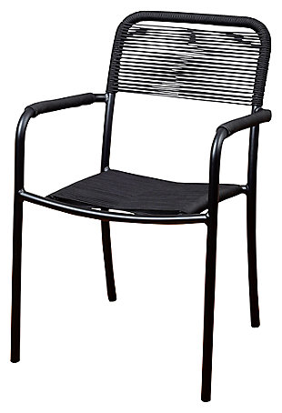 Rope Arm Chair, , large