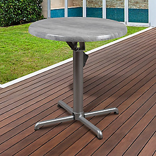 Round Aluminum Table, , rollover