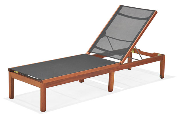 International Home Mesh Lounger