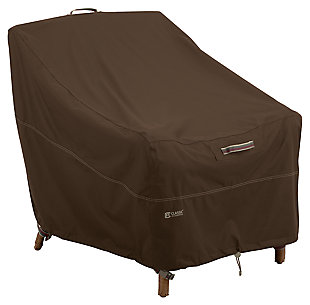 Outdoor Wicker, Lounge, and Spring Patio Chair Furniture Cover, , large