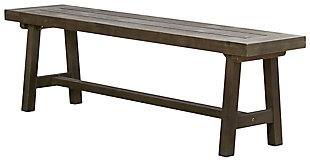 Vifah Renaissance Outdoor Dining Picnic Bench, , large