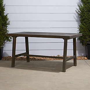 Vifah Renaissance Outdoor Picnic Dining Table, , rollover