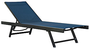 Urban Aluminum Sun Lounger, , large