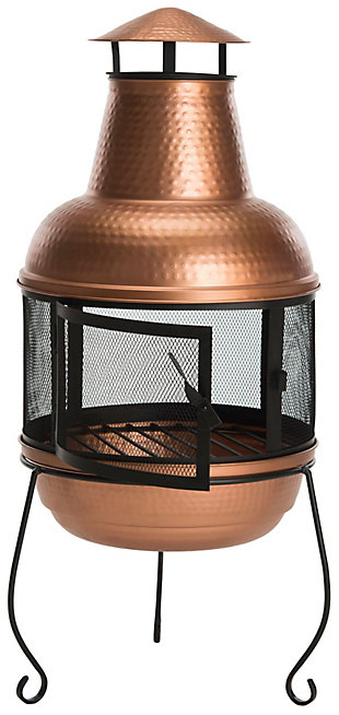 Safavieh Lima Chiminea, , large