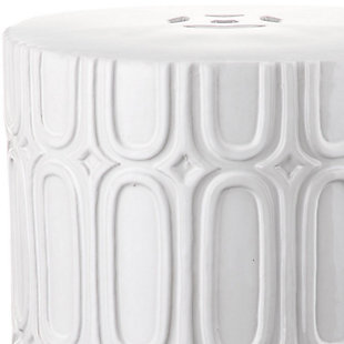 Safavieh Melody Garden Stool, , large