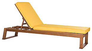 Safavieh Solano Sunlounger, , large