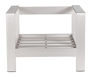 Zuo Modern Cosmopolitan Arm Chair Frame, , rollover