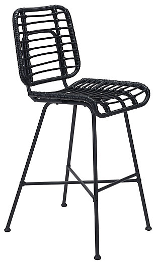 Zuo Modern Murcia Bar Chair, , rollover