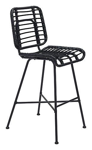 Zuo Modern Murcia Bar Chair, , large