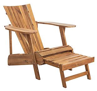 Safavieh Merlin Adirondack Chair, , large