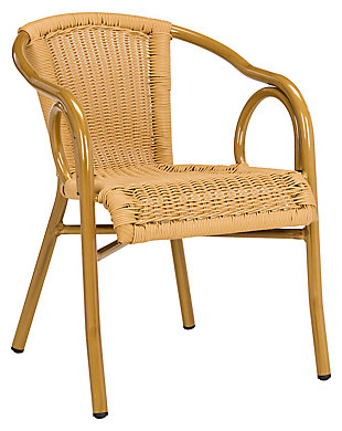 Safavieh Dagny Stacking Arm Chair (Set of 2), , large