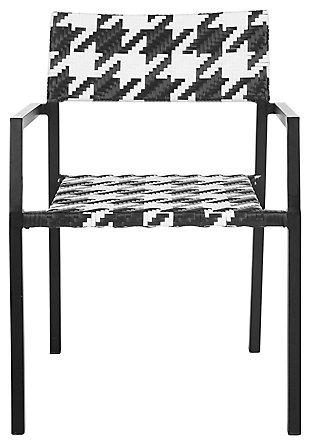Safavieh Halden Arm Chair, , large