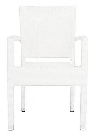 Safavieh Kelda Stacking Arm Chair (Set of 2), , large