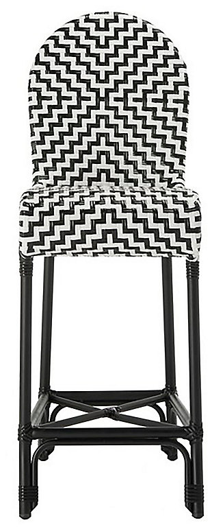 Safavieh Tilden Indoor/Outdoor Bar Stool, , large