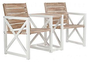 Safavieh Jovanna 2 Seat Bench, , large