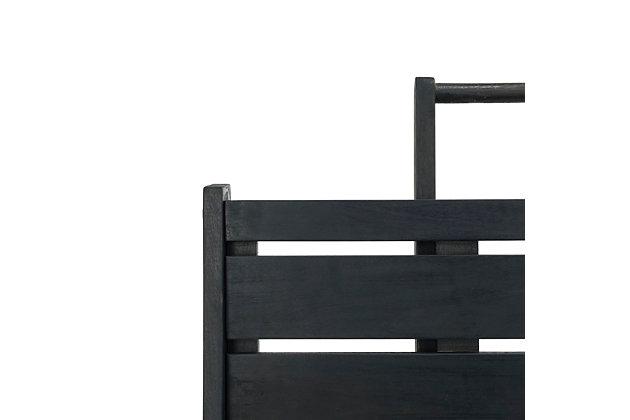 Safavieh Belamy Transformer Bench, Gray, large