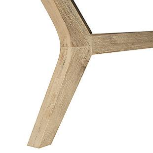 Safavieh Wynn Indoor/Outdoor Modern Concrete Coffee Table, , large