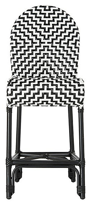 Safavieh Shea Indoor/Outdoor Counter Stool, , large