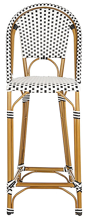Safavieh Zaid Stackable Counter Stool, , large