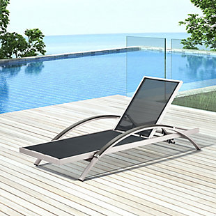 ZUO Metropolitan Chaise Lounge (set Of 2), , rollover