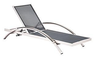 ZUO Metropolitan Chaise Lounge (set Of 2), , large