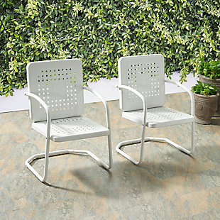 Crosley Bates 2-Piece Chair Set, , rollover