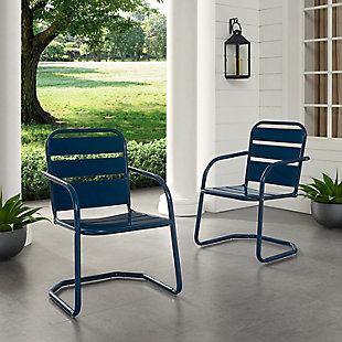 Crosley Brighton 2-Piece Chair Set, , rollover