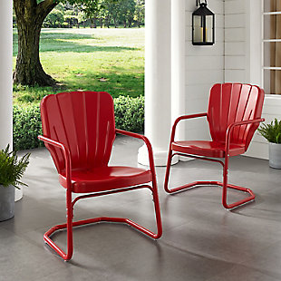 Crosley Ridgeland 2-Piece Chair Set, , rollover