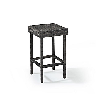 Crosley Palm Harbor 2-Piece Outdoor Counter Height Bar Stool Set, , rollover
